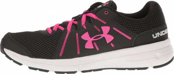 Under Armour Dash RN 2 - Black (003)/Glacier Gray (1285488003)