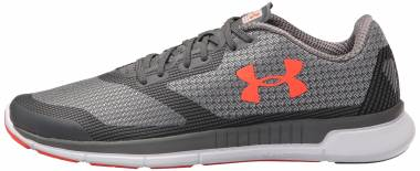 Under Armour Charged Lightning - Rhino Gray (076)/Overcast Gray (1285681076)