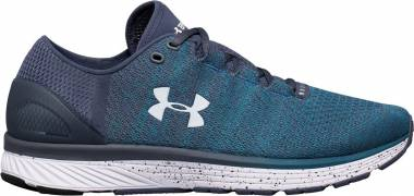 Under Armour Charged Bandit 3 - Bayou Blue (953)/Apollo Gray (1295725953)