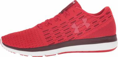 Under Armour Threadborne Slingflex - Red White Red