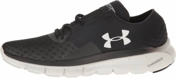 Under Armour SpeedForm Fortis 2.1 schwarz