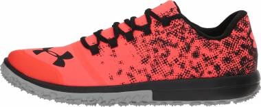 Under Armour Speed Tire Ascent Low - Orange (1285685296)