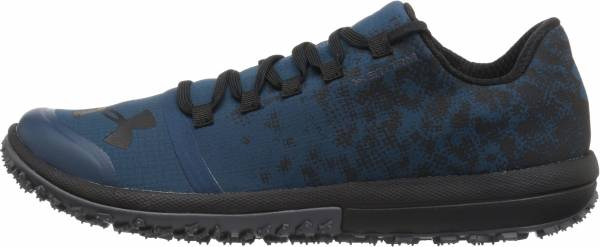 Under Armour Speed Tire Ascent Low Blue