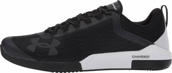 Under Armour Charged Legend - Black Glacier Gray