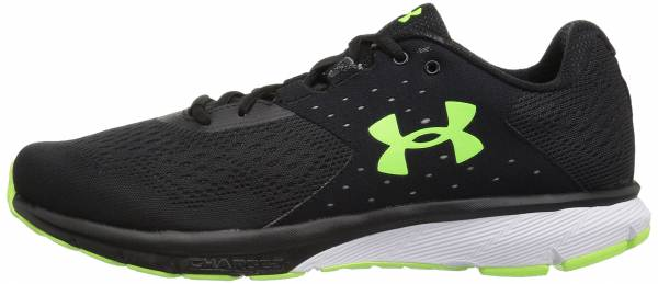 Under Armour Charged Rebel - Black (003)/Overcast Gray (1298553003)