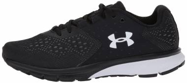 Under Armour Charged Rebel - Black (001)/Rhino Gray (1298670001)