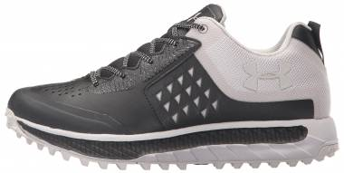 Under Armour Horizon STR Black (001)/Gray Matter Men