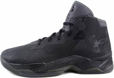 262ba7131 Under Armour Curry 2.5 Black Charcoal Charcoal Men