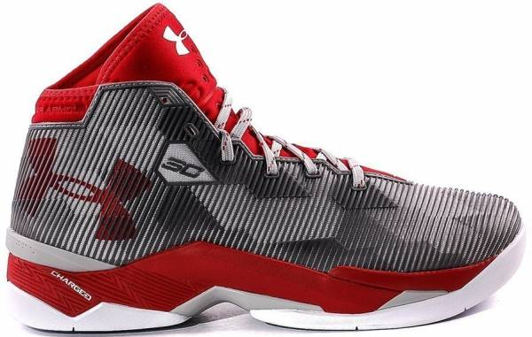 Under Armour Curry 2.5 - Grey (1274425600)