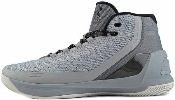 Under Armour Curry 3 Grey