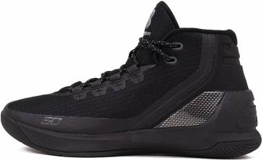 Under Armour Curry 3 - Black/White (1269279001)