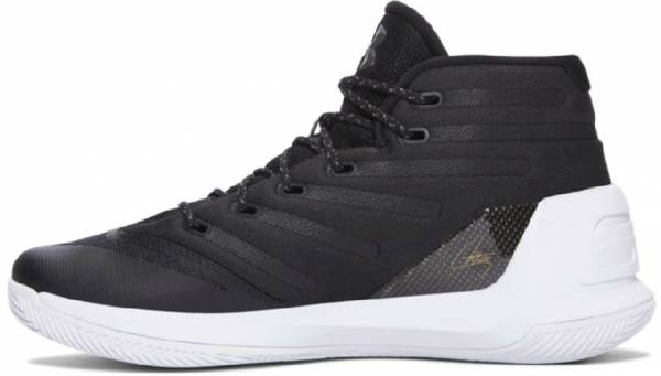 Under Armour Curry 3 - Black (1269279006)