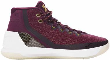 Under Armour Curry 3 - Purple (1269279543)