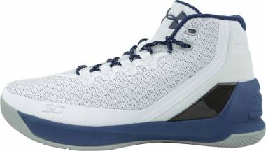 Under Armour Curry 3 - White (1269279105)