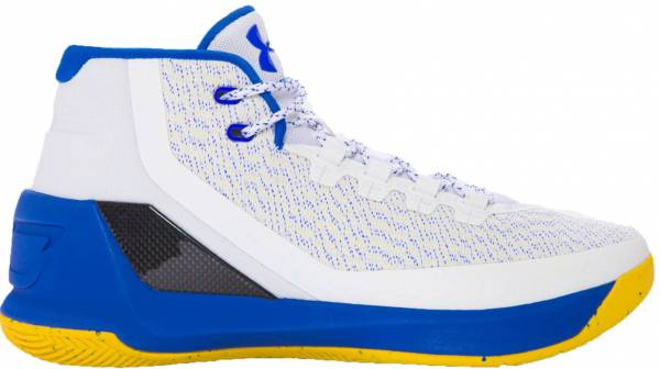 Under Armour Curry 3 - White Weiß Weiß (1269279102)