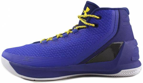 Under Armour Curry 3 - Blue