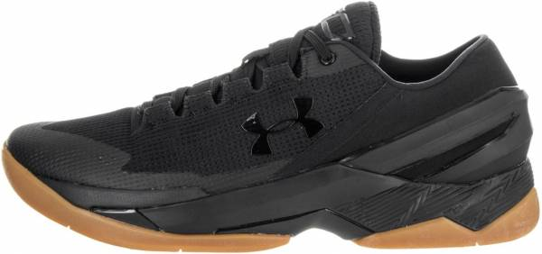 Under Armour Curry Two Low - Black