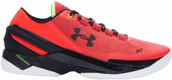 Under Armour Curry Two Low - Red (1264001984)