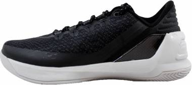 Under Armour Curry 3 Low - Black-Aluminum-Charcoal