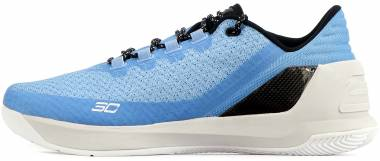 Under Armour Curry 3 Low - Blue