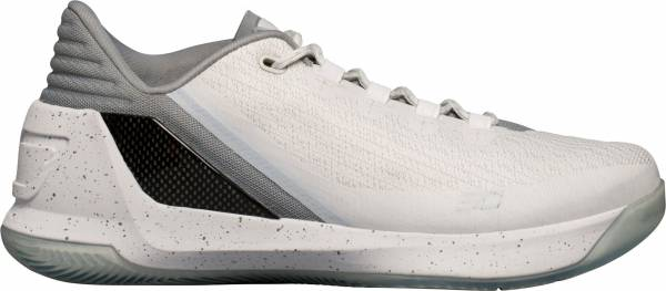 Under Armour Curry 3 Low - Blanco White Glacier (1234546564)