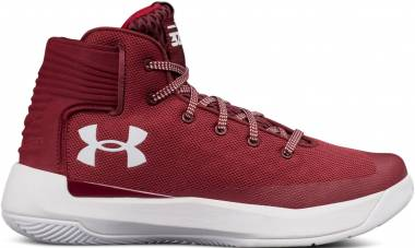 Under Armour Curry 3ZER0 - Mehrfarbig Red 001