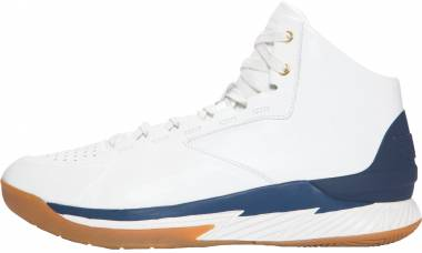 Under Armour Curry Lux - Navy Blue