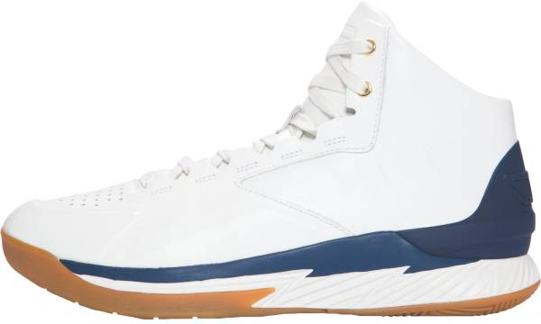 Under Armour Curry Lux - White (1296616100)