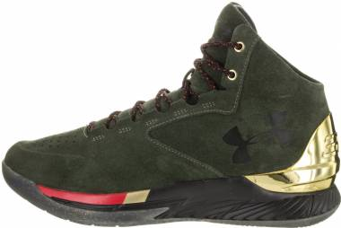 Under Armour Curry Lux - Green (1296617330)