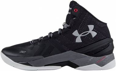 Under Armour Curry Two - Black/Grey Men