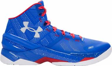 Under Armour Curry Two Blue Men