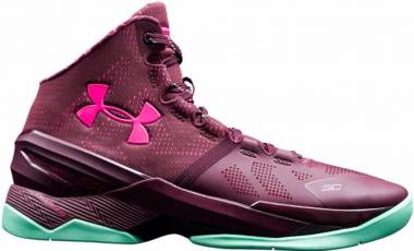 Under Armour Curry Two - Pink