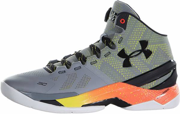 Under Armour Curry Two Grey