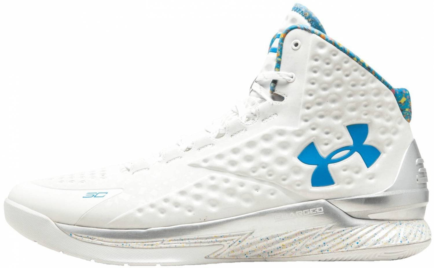 $225 + Review of Under Armour Curry 1