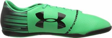 Under Armour Spotlight Indoor - Green Black