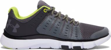 Under Armour Micro G Limitless 2 - Rhino Gray/Black/Rhino Gray (1274417076)