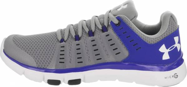 Under Armour Micro G Limitless 2 Steel/Team Royal/White