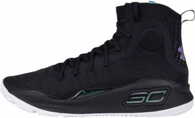 Under Armour Curry 4 - Noir (1298306014)