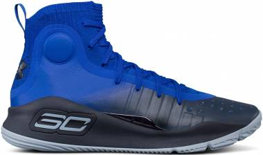 Under Armour Curry 4 - Blue