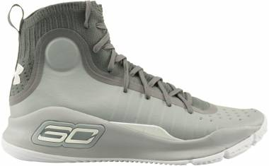 Under Armour Curry 4 - Grey (1298306107)