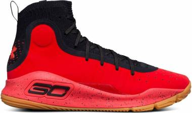 Under Armour Curry 4 - Red (1298306603)