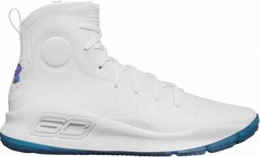 Under Armour Curry 4 White Men