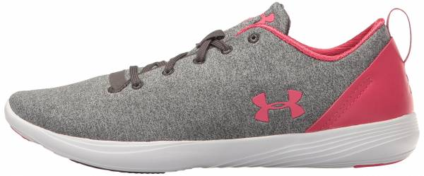 Under Armour Street Precision Sport Low Charcoal (019)/White