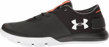 Under Armour Charged Ultimate 2.0 - black (1285648001)