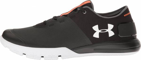 Under Armour Charged Ultimate 2.0 - Black/White (1285648001)