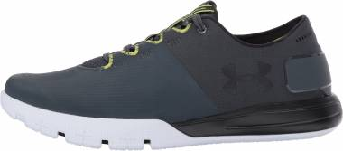 Under Armour Charged Ultimate 2.0 - Stealth Gray (008)/Black