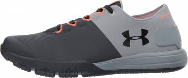 Under Armour Charged Ultimate 2.0 - Steel (036)/Anthracite