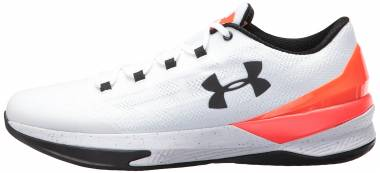 Under Armour Charged Controller - White (100)/Phoenix Fire (1286379100)