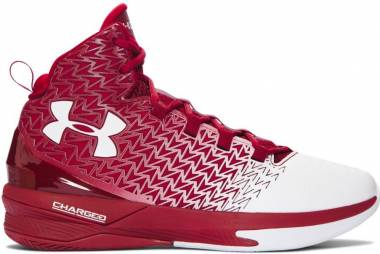 Under Armour ClutchFit Drive 3 - Red White