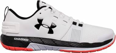 Under Armour Commit - White/Marathon Red/Black